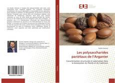 Обложка Les polysaccharides pariétaux de l'Arganier