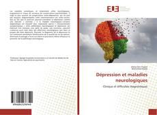 Dépression et maladies neurologiques的封面