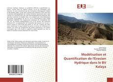 Buchcover von Modélisation et Quantification de l'Erosion Hydrique dans le BV Kalaya