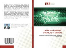 Borítókép a  La Nation KANYÒK : Structure et identité - hoz