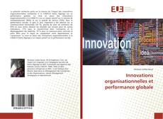 Bookcover of Innovations organisationnelles et performance globale