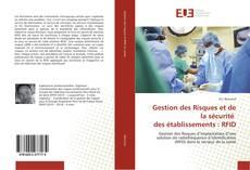 Portada del libro de Gestion des Risques et de la sécurité des établissements : RFID
