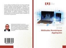 Couverture de Méthodes Numériques Appliquées