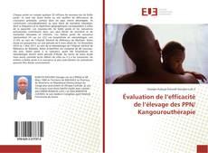 Couverture de Évaluation de l'efficacité de l'élevage des PPN/ Kangourouthérapie