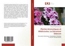 Обложка Plantes Aromatiques et Médicinales: Le Géranium Odorant