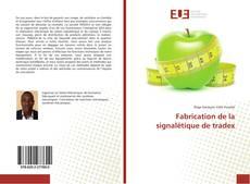 Fabrication de la signalétique de tradex kitap kapağı