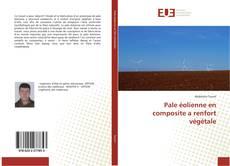 Обложка Pale éolienne en composite a renfort végétale