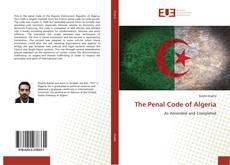 Обложка The Penal Code of Algeria