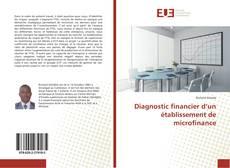 Bookcover of Diagnostic financier d'un établissement de microfinance