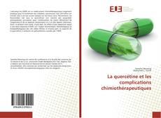 La quercétine et les complications chimiothérapeutiques的封面