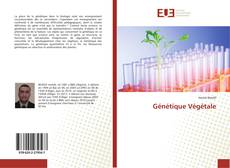 Bookcover of Génétique Végétale