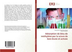 Bookcover of Adsorption de bleu de méthylène par la sciure de bois brute et activée