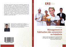 Portada del libro de Management et fidélisation des saisonniers en hôtellerie