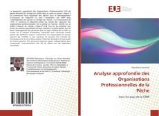Portada del libro de Analyse approfondie des Organisations Professionnelles de la Pêche
