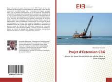 Portada del libro de Projet d'Extension CBG