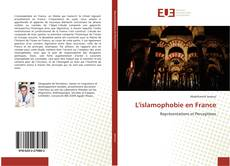 Bookcover of L'islamophobie en France