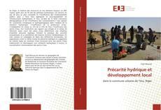 Capa do livro de Précarité hydrique et développement local