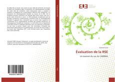 Copertina di Évaluation de la RSE