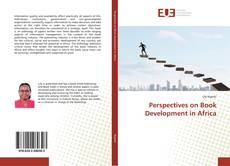 Buchcover von Perspectives on Book Development in Africa