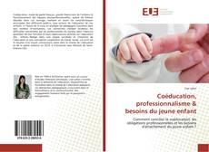 Bookcover of Coéducation, professionnalisme & besoins du jeune enfant
