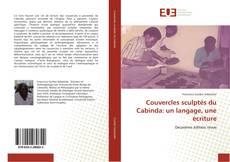 Bookcover of Couvercles sculptés du Cabinda: un langage, une écriture