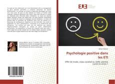 Buchcover von Psychologie positive dans les ETI
