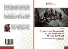 Copertina di Tendances de la pauvreté et des inégalités en Afrique de l'Ouest