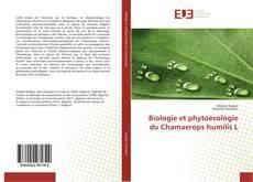 Buchcover von Biologie et phytoécologie du Chamaerops humilis L