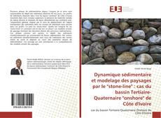 """Couverture de Dynamique sédimentaire et modelage des paysages par le """"stone-line"""" : cas du bassin Tertiaire-Quaternaire """"onshore"""" de Côte d'Ivoire"""