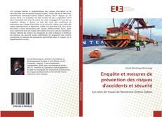 Couverture de Enquête et mesures de prévention des risques d'accidents et sécurité