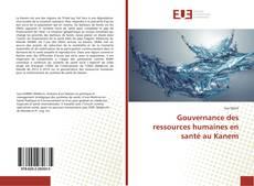 Couverture de Gouvernance des ressources humaines en santé au Kanem