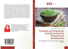 Portada del libro de Évaluation de l'Impact des Activités de Sécurité Alimentaire et Nutritionnelle
