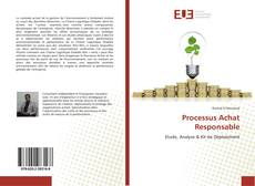 Bookcover of Processus Achat Responsable