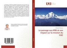 Le passage aux IFRS et son impact sur la mission du CAC kitap kapağı