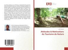 Bookcover of Attitudes & Motivations du Tourisme de Nature