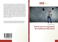 Bornes pour la régularité de Castelnuvo-Mumford kitap kapağı