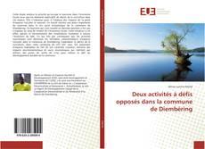 Обложка Deux activités à défis opposés dans la commune de Diembéring