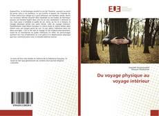 Buchcover von Du voyage physique au voyage intérieur