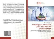 Bookcover of L'Intelligence territoriale pour la viabilité du développement
