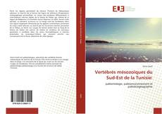 Buchcover von Vertébrés mésozoïques du Sud-Est de la Tunisie: