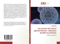 Borítókép a  Les cancers du tractus génital féminin : détection de HPV et p16ink4a - hoz