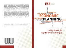 Portada del libro de La légitimité du capitalisme en Afrique