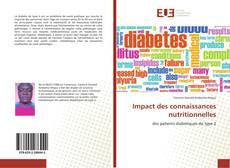 Couverture de Impact des connaissances nutritionnelles
