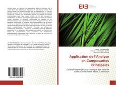 Couverture de Application de l'Analyse en Composantes Principales