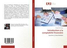 Couverture de Introduction à la comptabilté financière