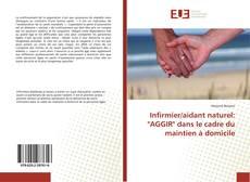 """Bookcover of Infirmier/aidant naturel: """"AGGIR"""" dans le cadre du maintien à domicile"""