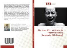 Portada del libro de Élections 2011 et Droits de l'Homme dans le Bandundu (R.D.Congo)