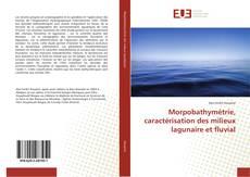 Morpobathymétrie, caractérisation des milieux lagunaire et fluvial kitap kapağı