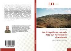 Borítókép a  Les écosystèmes naturels face aux fluctuations climatiques - hoz
