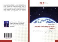 Buchcover von La fiscalité écologique en Tunisie